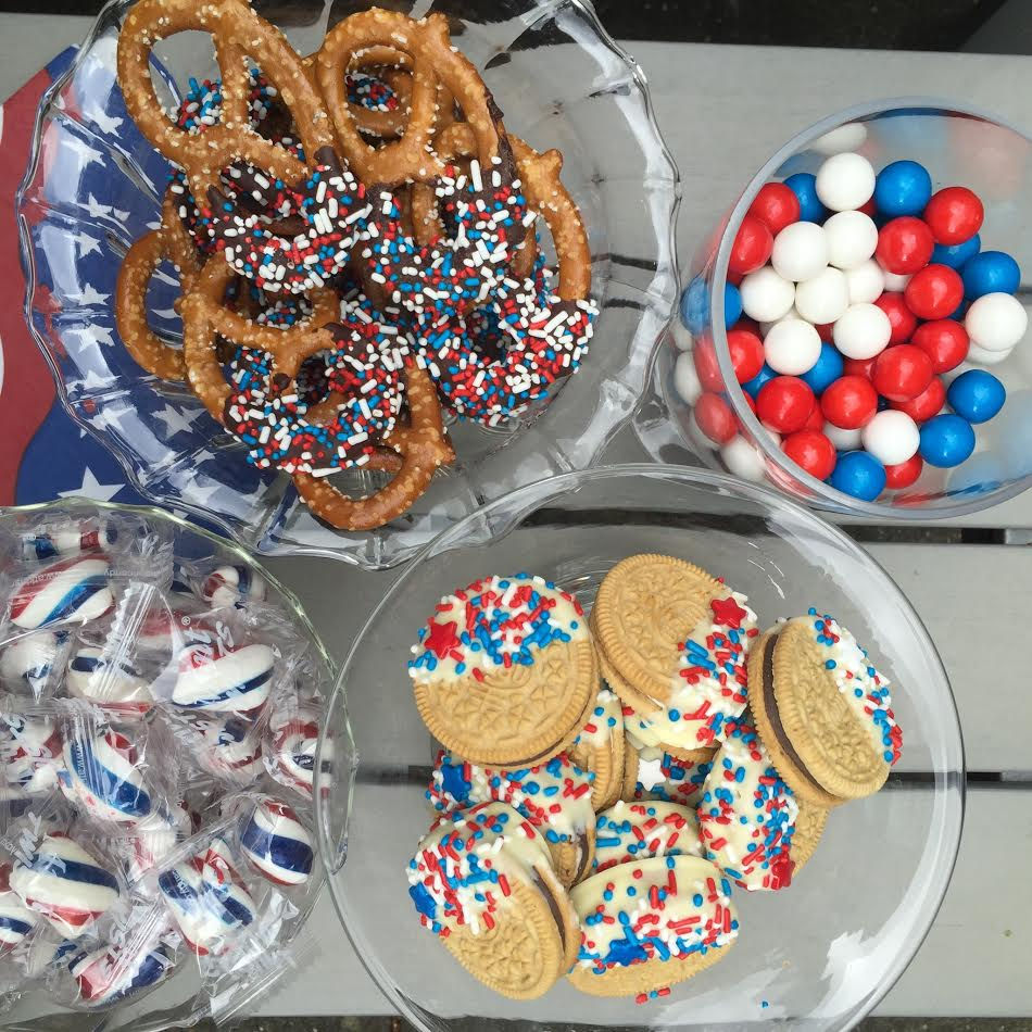 Four Easy 4th of July Dessert Recipes and Ideas