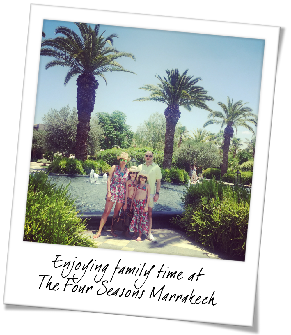 The Best Place to Stay in Marrakesh Morocco - The Four Seasons Marrakech
