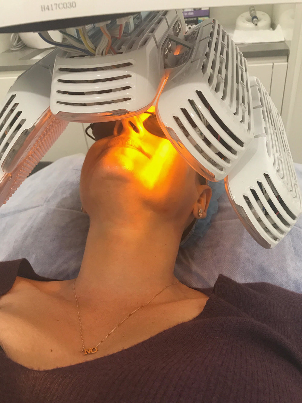 Yellow Light LED Facial Treatment - The Benefits of Yellow Light Treatments