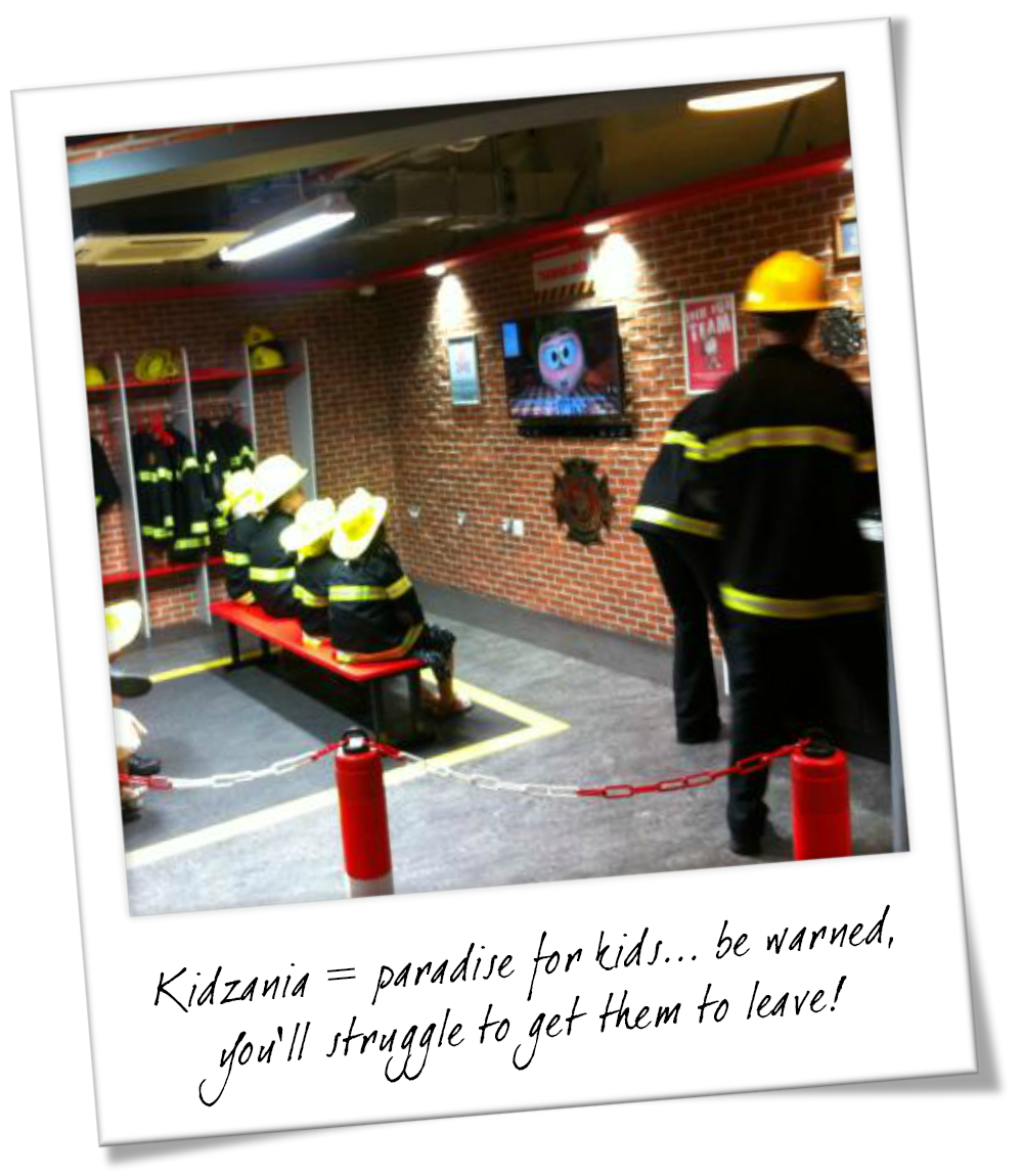 The Best Entertainment for Kids in London - Kidzania Westfield London