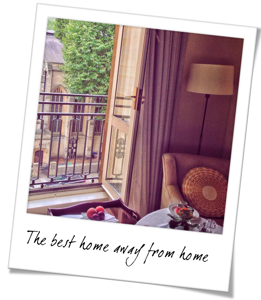 The Best Hotel in London - The Berkeley Hotel