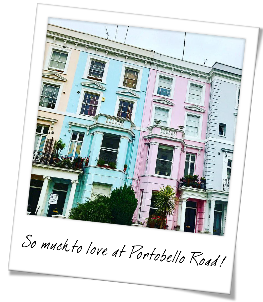 The Best Places to Shop in London - Portobello Road