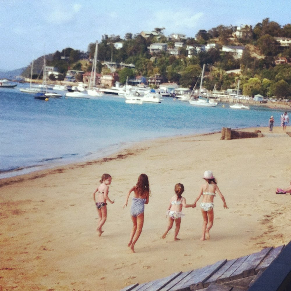 6 School Holidays Activities Your Kids Will Love - A Day at the Beach with Friends.JPG