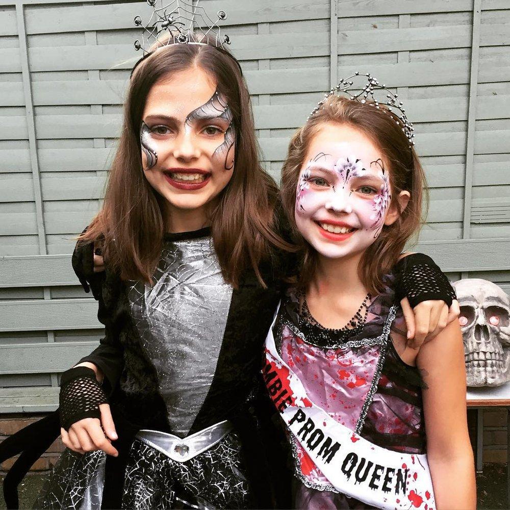 Zombie Prom Queens Halloween Costume