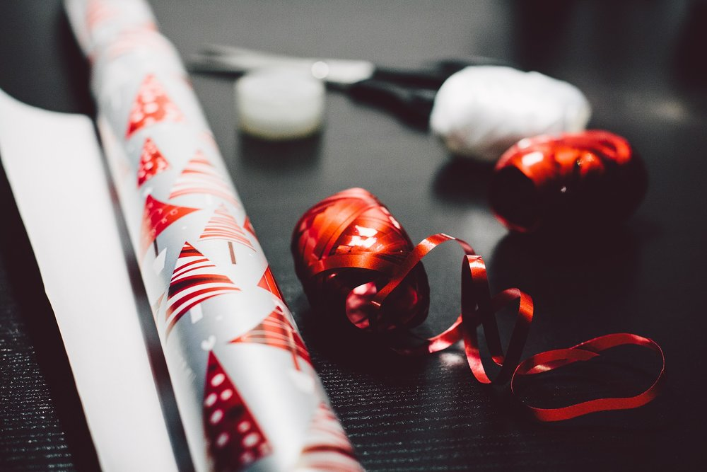 Christmas Gift Wrapping Tips - Get Out Everything You Need