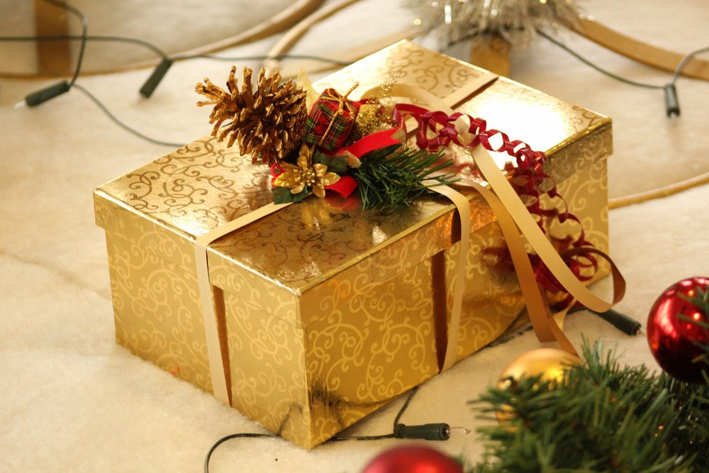 Christmas Gift Wrapping Tips - Use Boxes to Disguise Gifts
