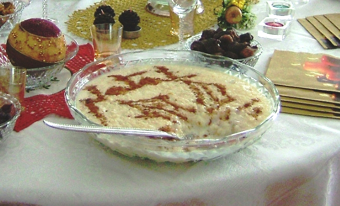 Unique Christmas Traditions You've Never Heard Of - Traditional Swedish Christmas Rice Pudding.jpg