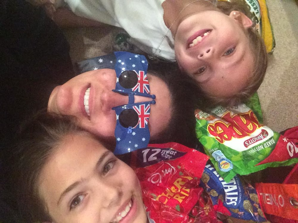 Nicole Nawal and Neve on Australia Day.jpg