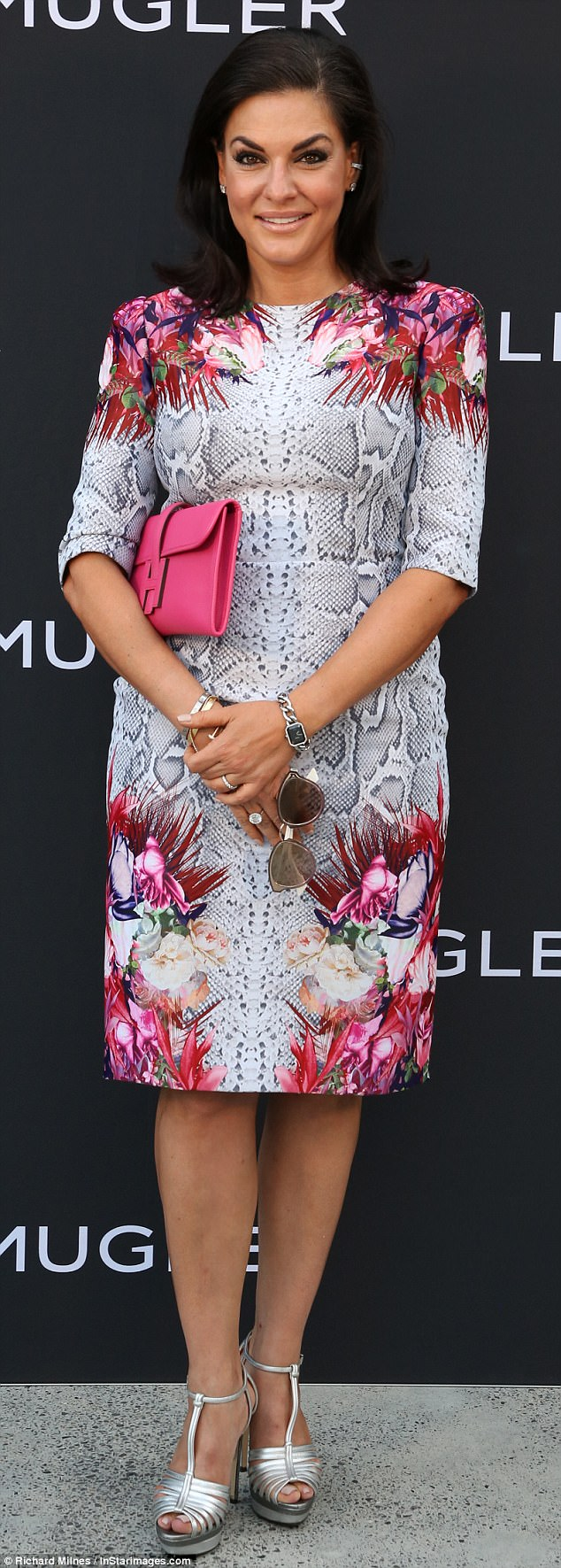 Nicole O'Neil at the Mugler Fragrance Launch.jpg