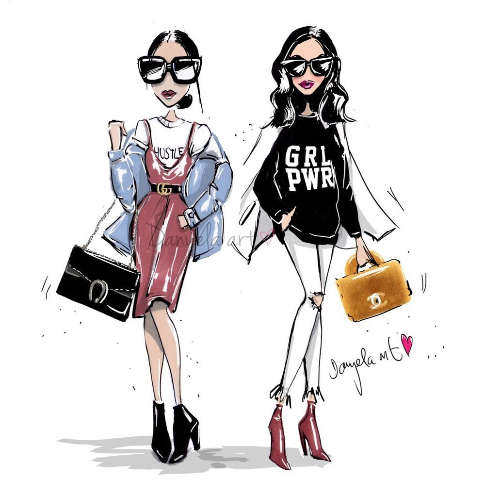 Illustration by Danyela Art