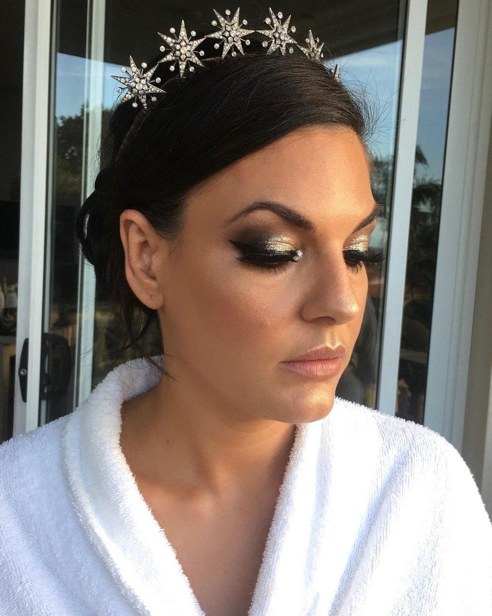 Nicole O'Neil - Hair and Makeup for Silver Party.jpg