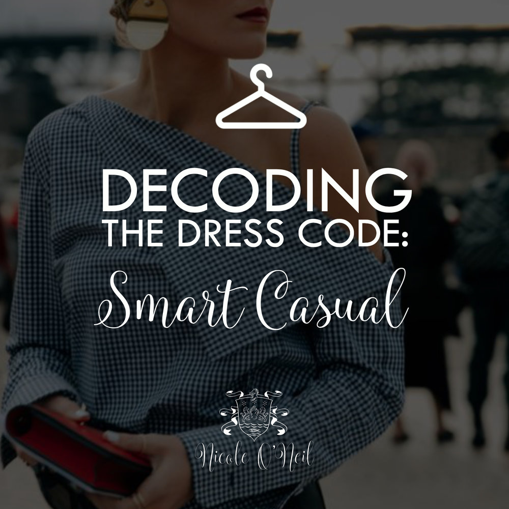 Decoding the Dress Code - What to Wear to a Smart Casual Wedding or Event. Get Outfit Ideas and Inspiration from The Real Housewives of Sydney's Nicole O'Neil