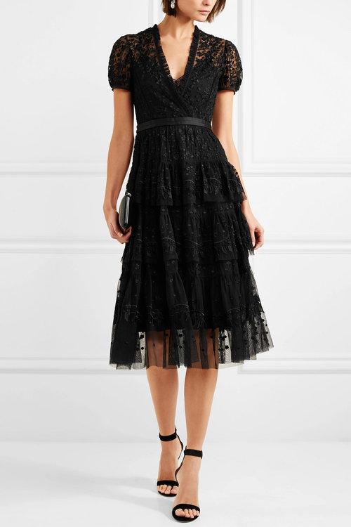 Fein Schwarz Weiß Cocktail Dresscode Bilder - Brautkleider Ideen ...