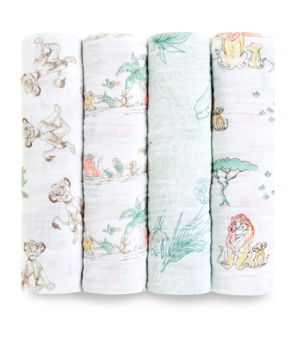 Gift Ideas for a Royal Baby - Aden and Anais Swaddle