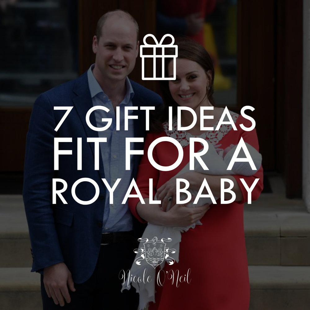 It's a Boy - 7 Gift Ideas for a Royal Baby.jpg