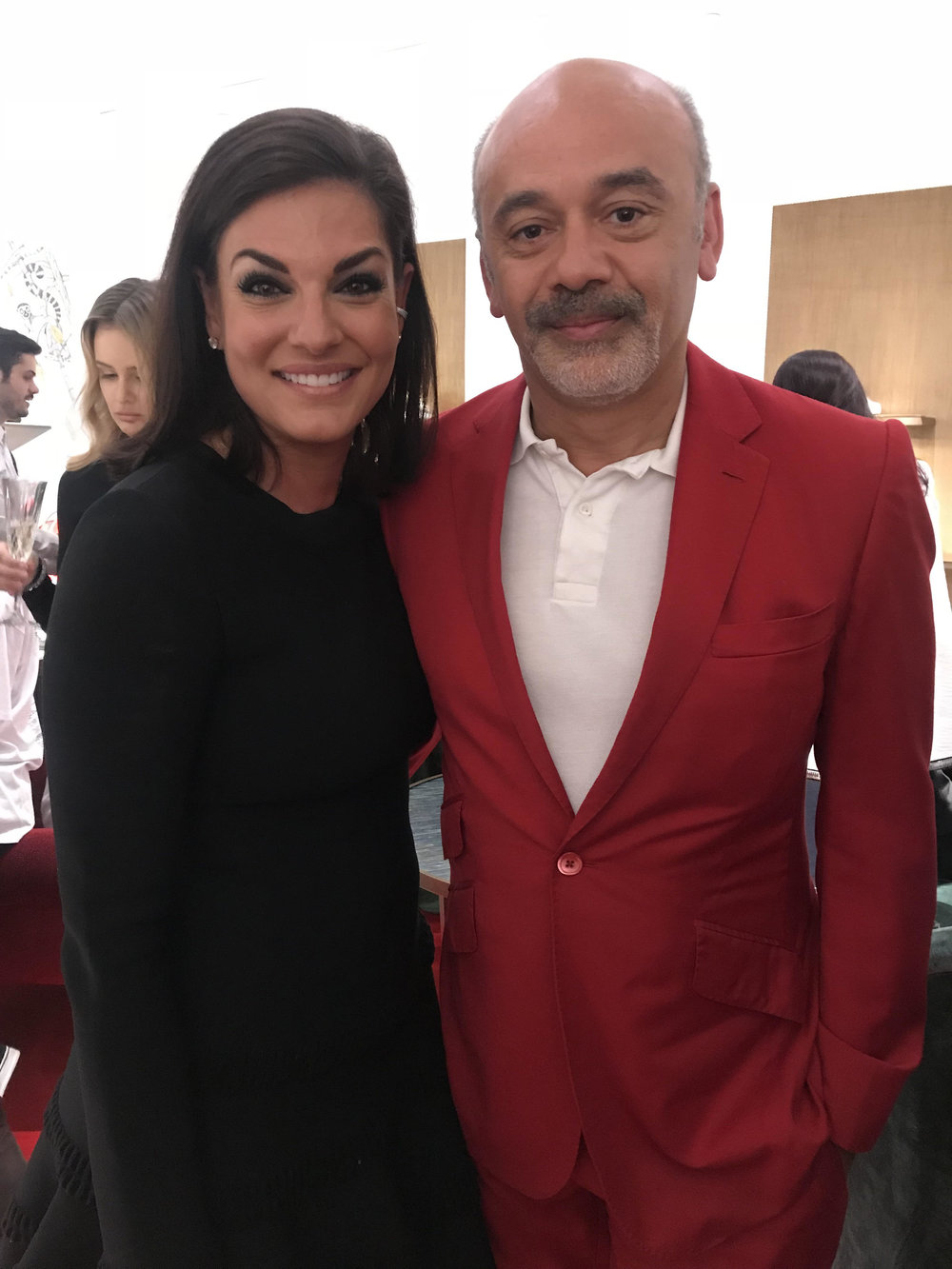 Nicole O'Neil and Christian Louboutin.jpg