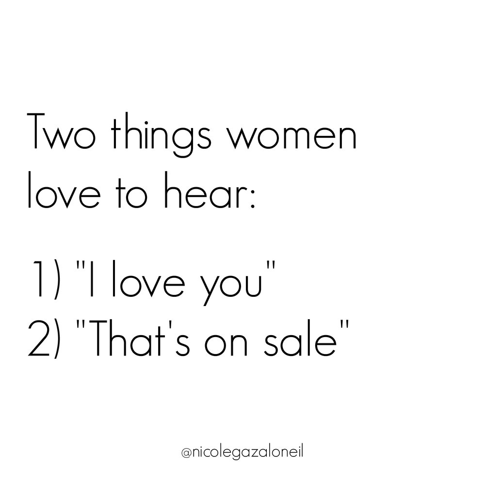 Two Things Women Love to Hear I Love You That's on Sale .jpg