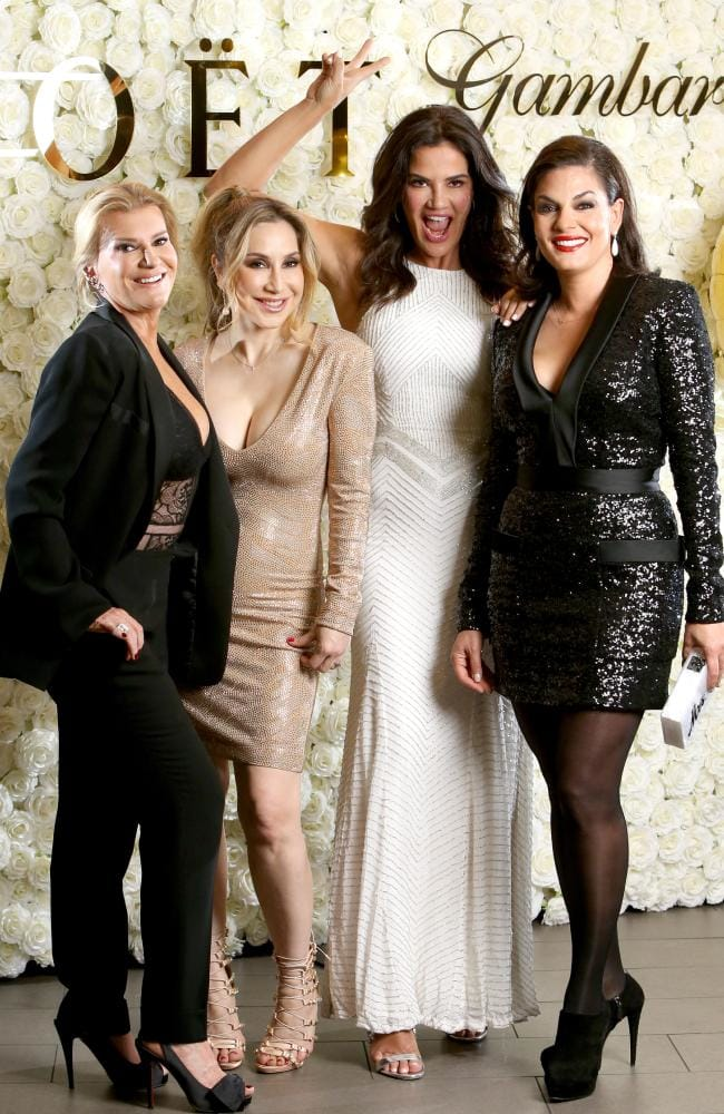 Real Housewives of Sydney at the Gambaro Moet and Chandon Ball.jpg