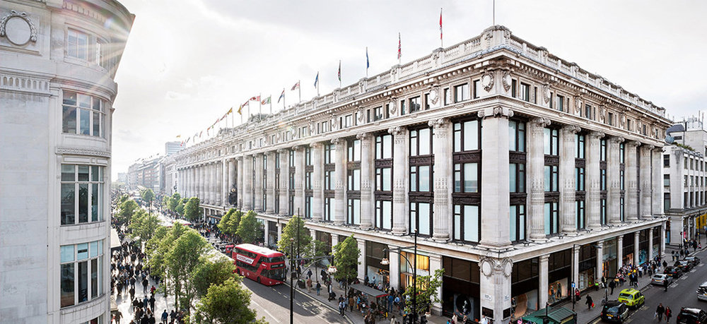 The Best Places to Shop in London - Selfridges Oxford Street
