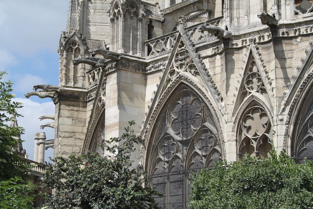 24 Hours in Paris - Notre Dame Cathedral