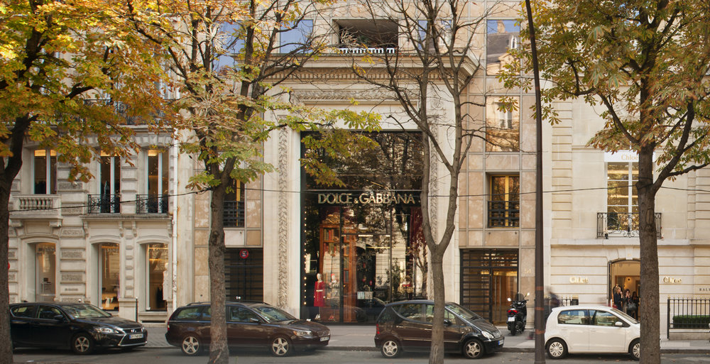 24 Hours in Paris - Shopping on Avenue Montaigne