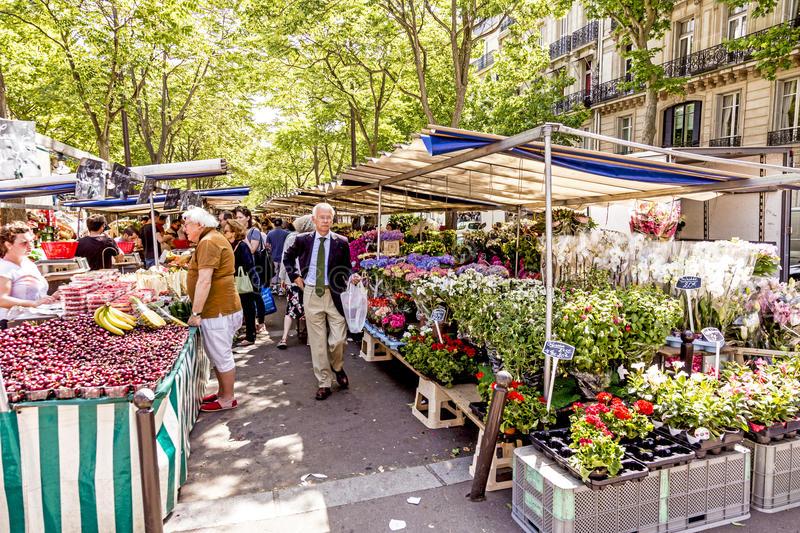 24 Hours in Paris - Farmers Markets in Paris