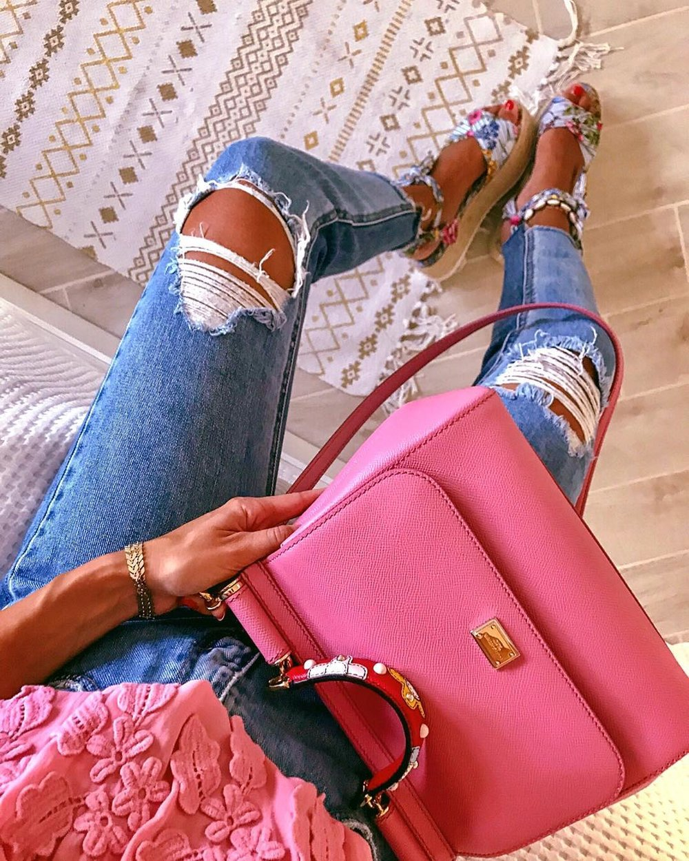 The Best Pink Designer Handbags