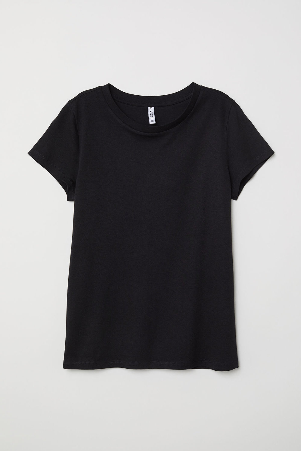 HM Basic Tee - Spring Wardrobe Essentials