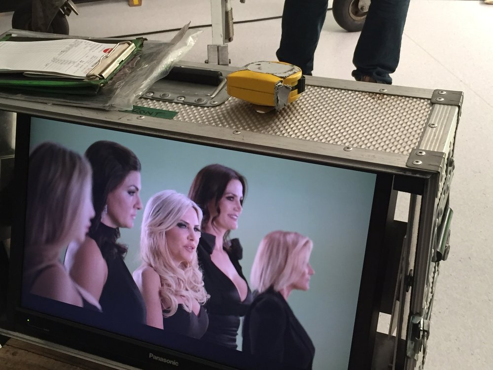 Behind the Scenes of The Real Housewives of Sydney - Shooting the Commercial and Opening Scenes