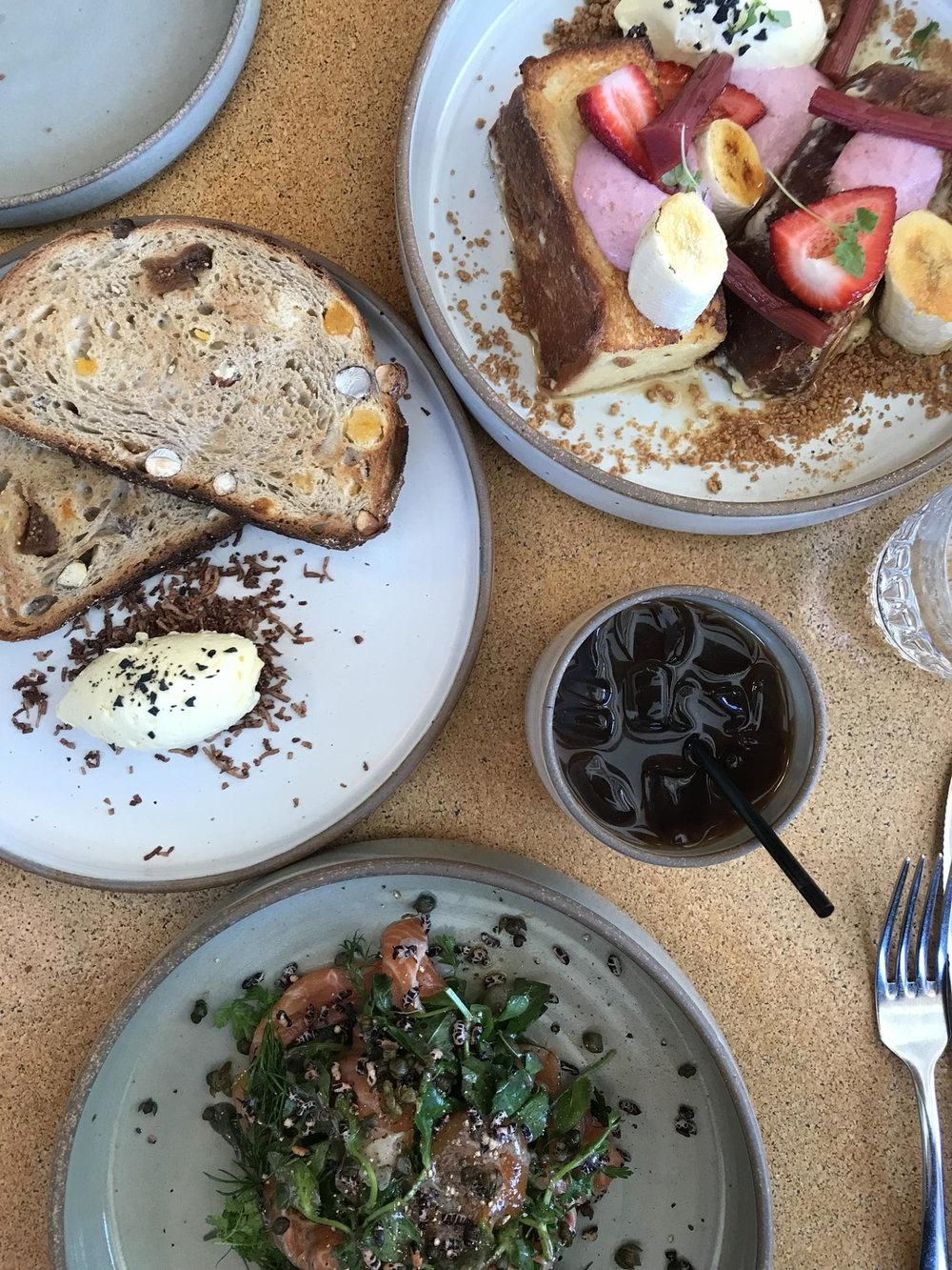 Weekend Guide to Canberra - Where to Eat Brunch The Cupping Room