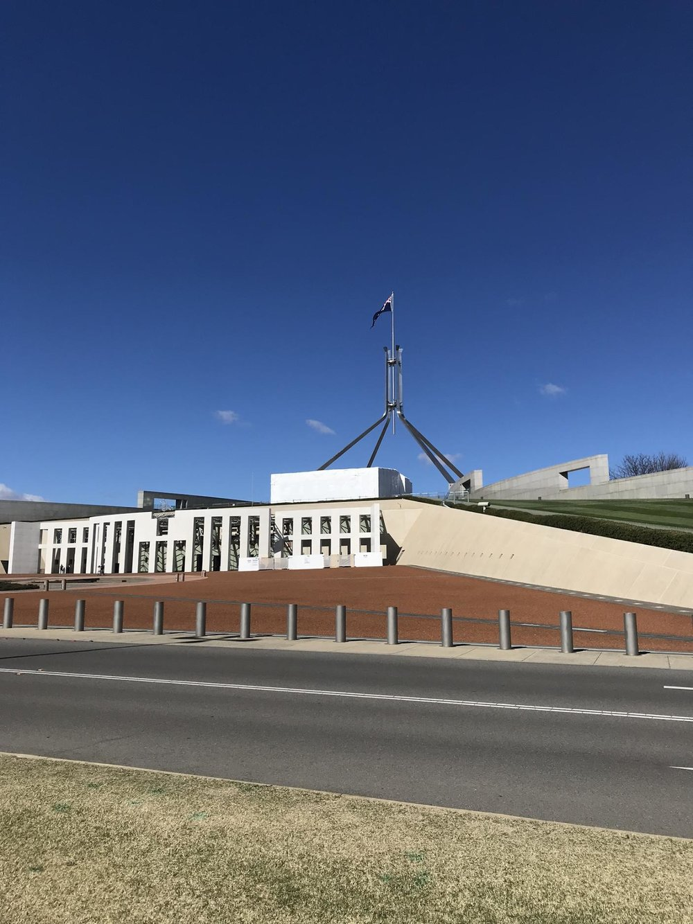 Weekend Guide to Canberra - What to See Parliament House Canberra.jpg