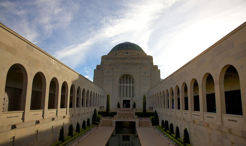 Weekend Guide to Canberra - What to See War Memorial.jpg
