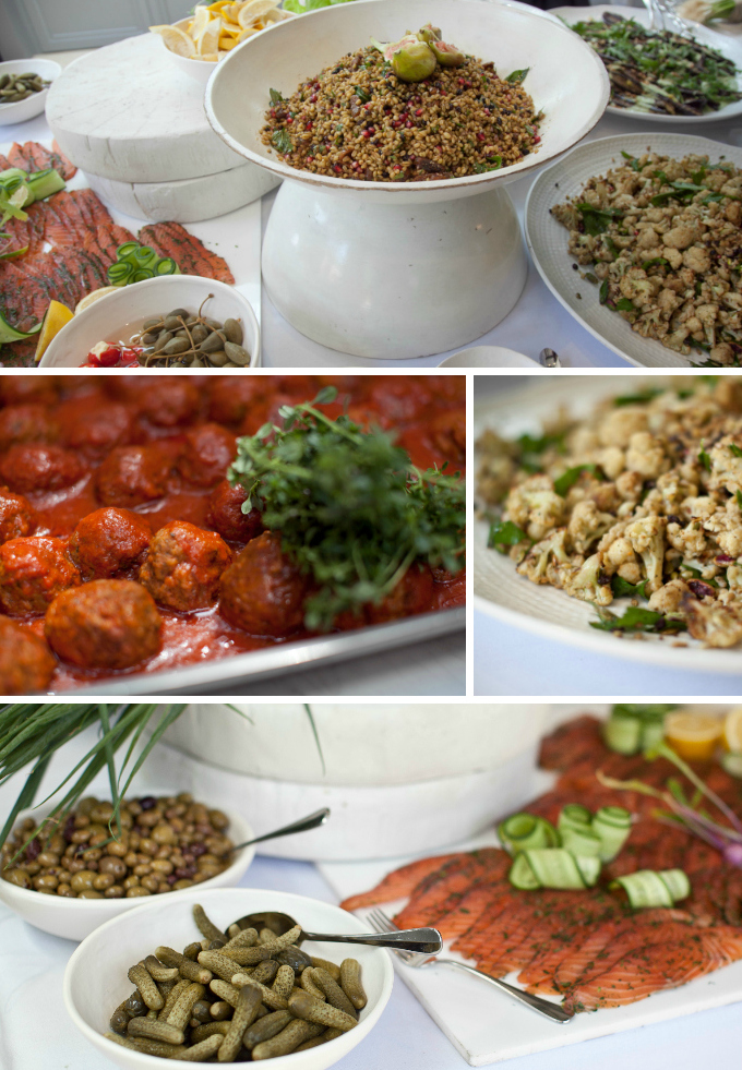 Nicole's Floral 40th Birthday Celebration - Salads and Savoury Grazing Table.jpg