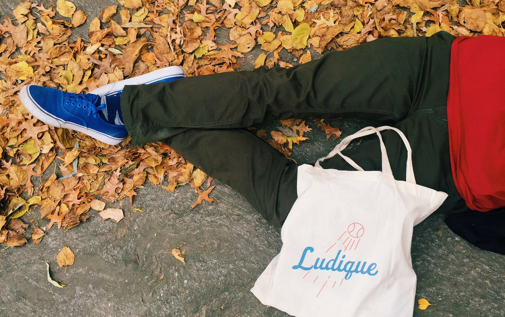 Ludique Fall 2015 - Hat/Bag Editorial