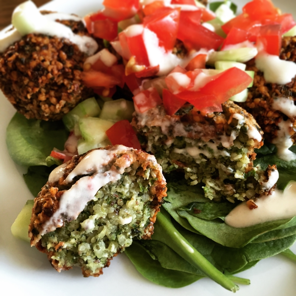 Keto Falafel - Keto Diet Recipes - Eat Fat | Beat Fat