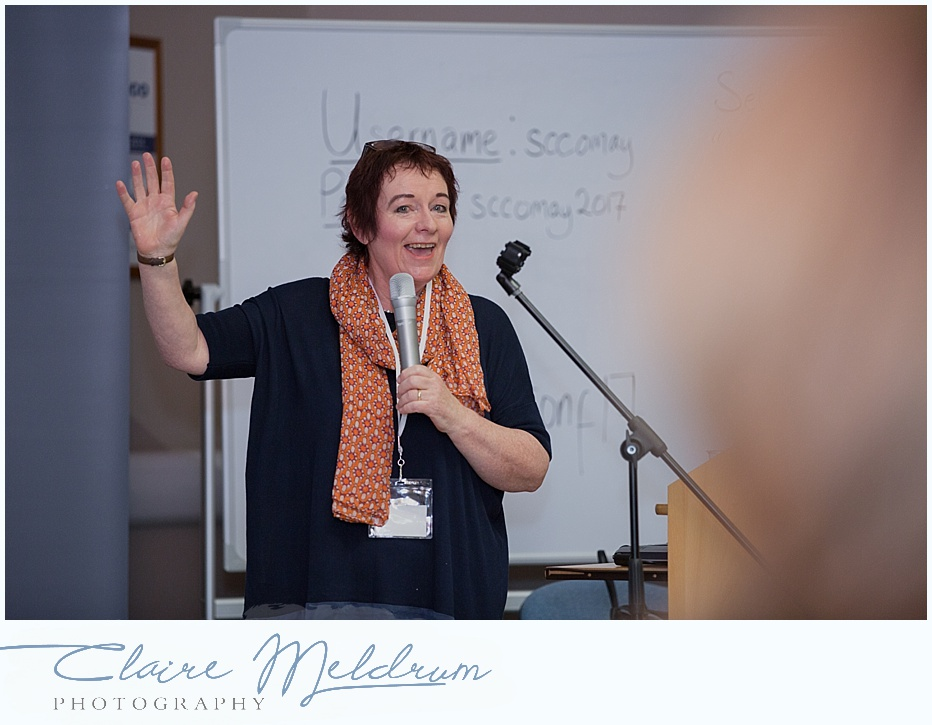 Phillipa Davies - WiRE Network Conference 2017 - Photographed by Claire Meldrum Photography