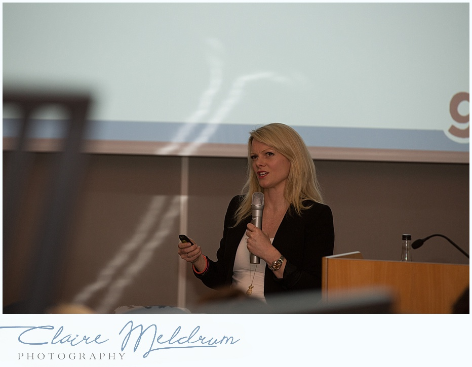 Emma Heal - WiRE Conference 2017 - Image by Claire Meldrum Photography