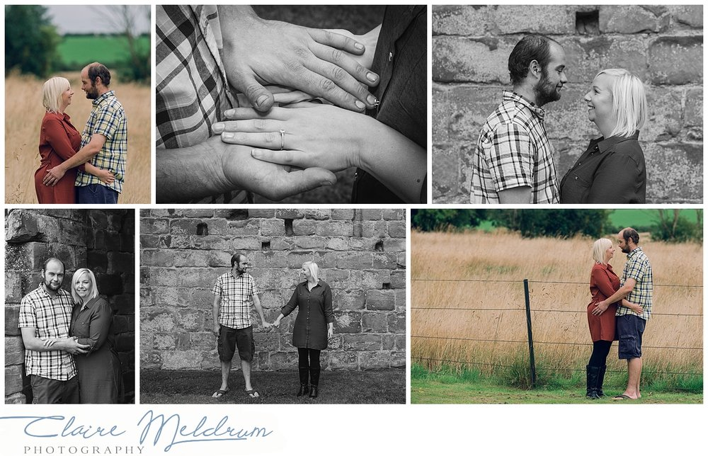 Pre wedding photoshoot Staffordshire. Claire Meldrum Photography.