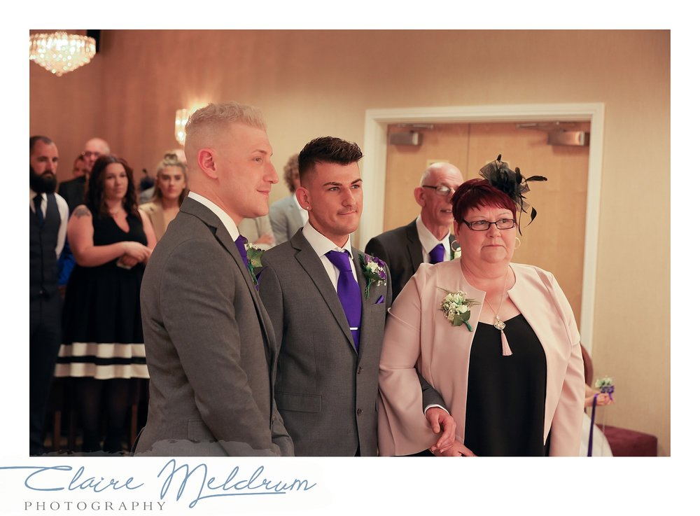 Gay wedding Image 1 Claire Meldrum Photography