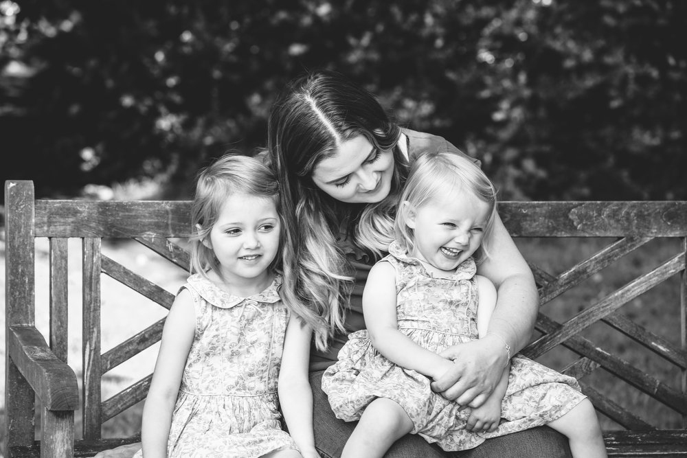Relaxed family photographer Uttoxeter. Claire Meldrum Photography