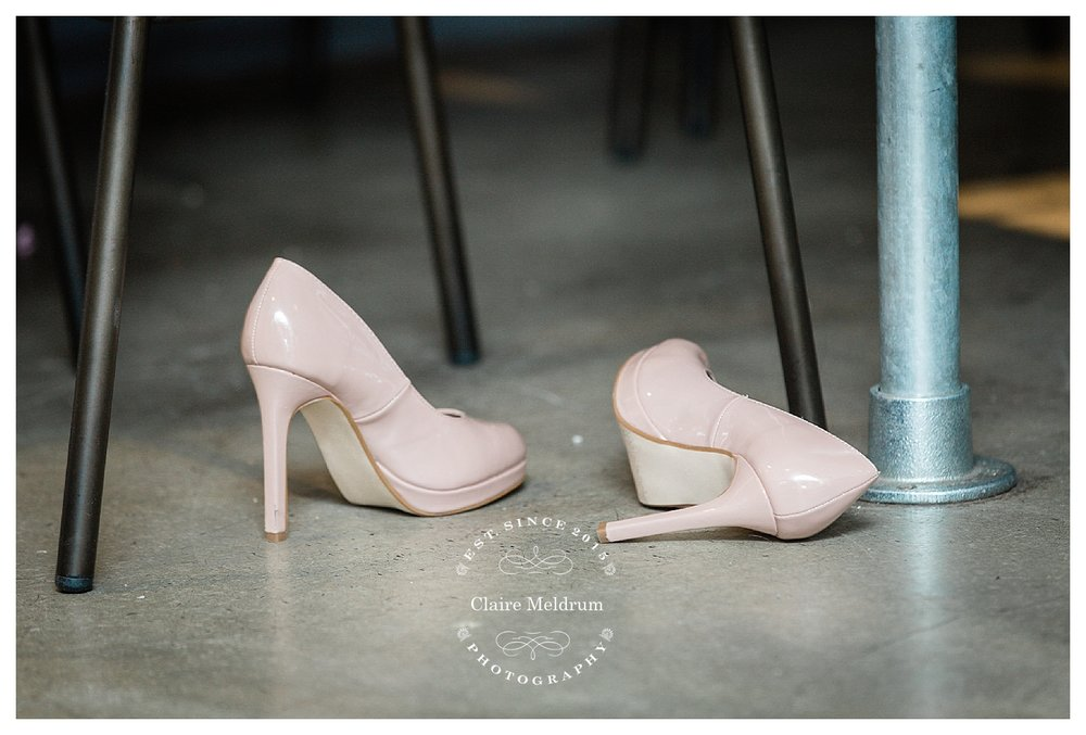 Dancing shoes Claire Meldrum Photography