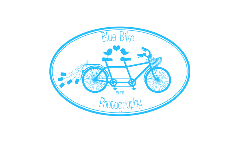 Blue Bike Photography