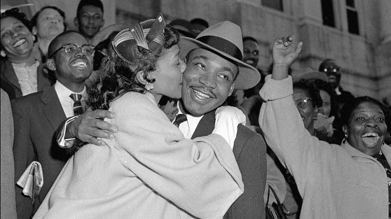 Husband. Father. Leader. King. • • • Thank You Dr. King.