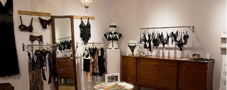 Les Rituelles boutique de lingerie paris 18