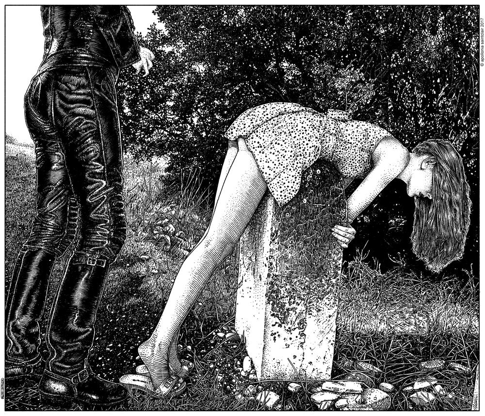 Apollonia Saintclair - l'Autel de la Fidélité
