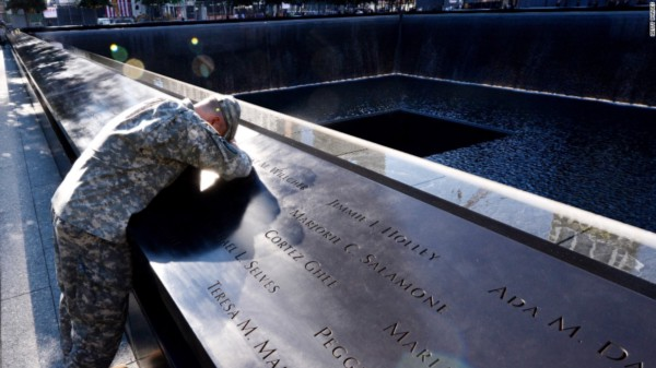 9/11 Memorial — An emotional place
