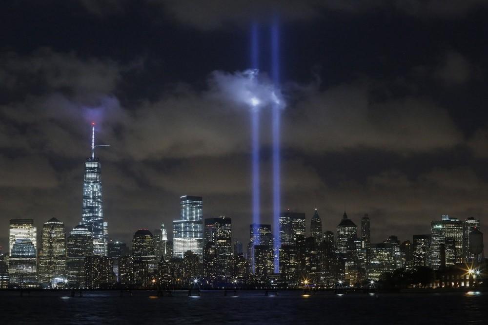 Lower Manhattan 2015—WTC Tribute