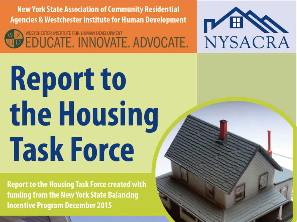 Report to the Housing Task Force