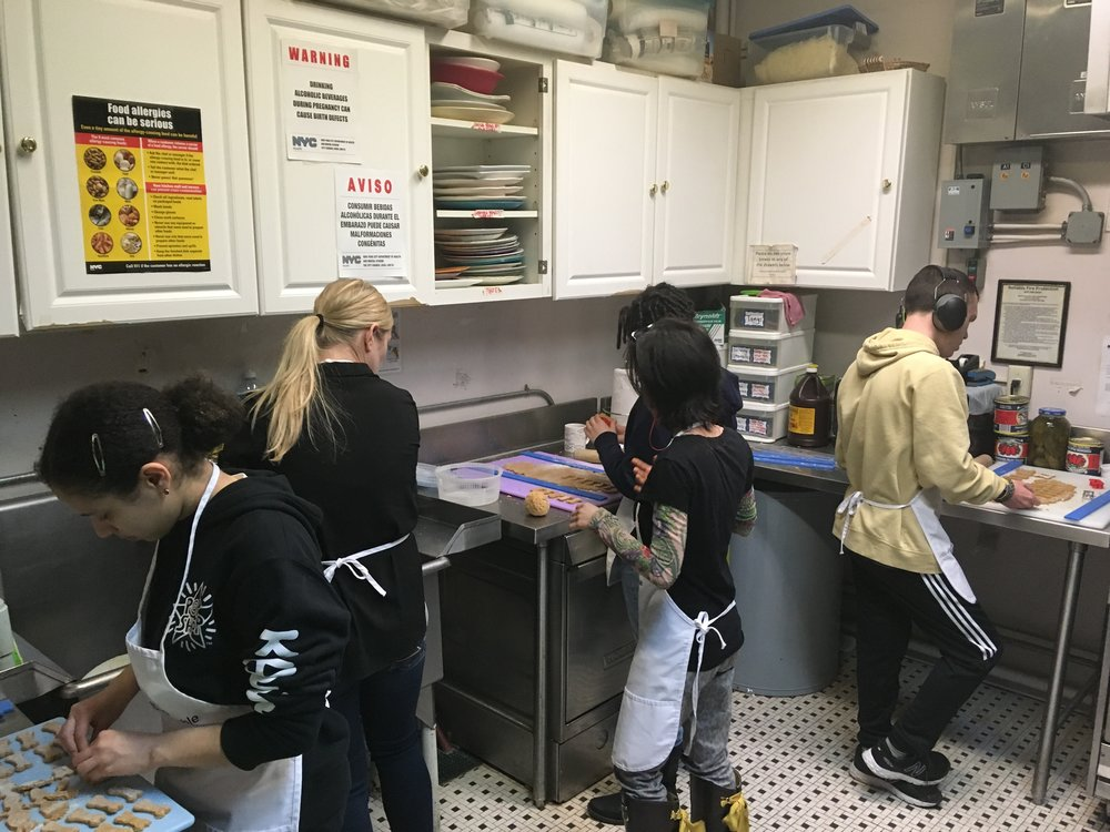 Advent Lutheran Church Kitchen - Upper West Side