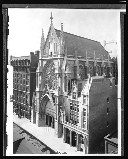 Blessed Sacrament - Circa 1920